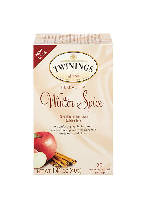 Twinings Winter Spice Herbal Tea