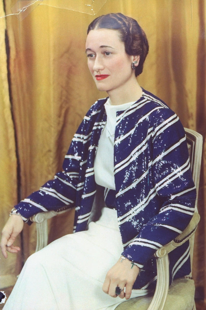 Wallis Simpson, Duchess of Windsor