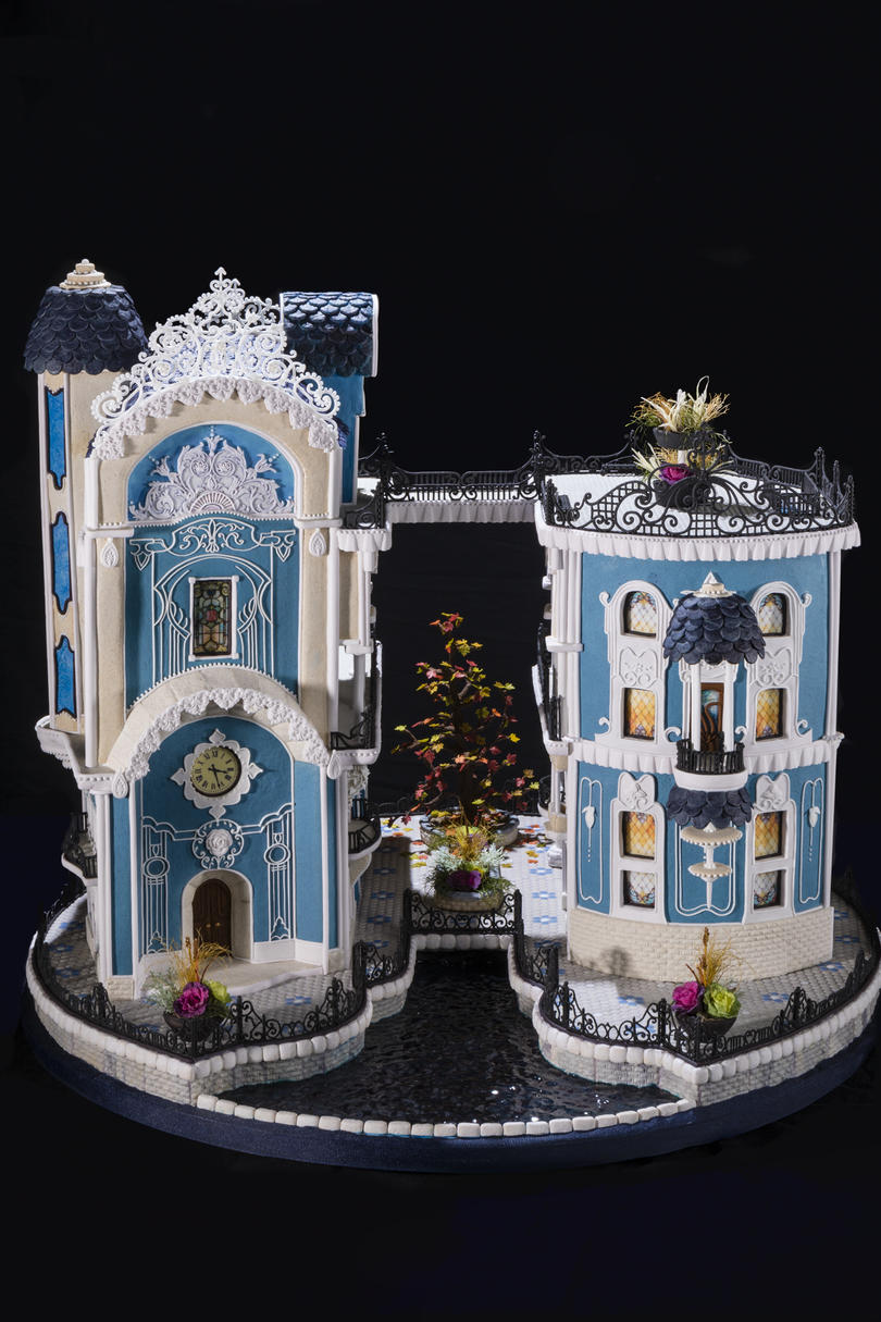 At Water's Edge Gingerbread House Competition
