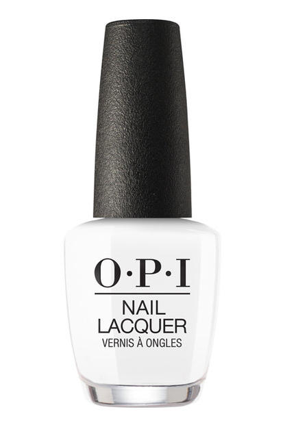 July: Alpine Snow by OPI