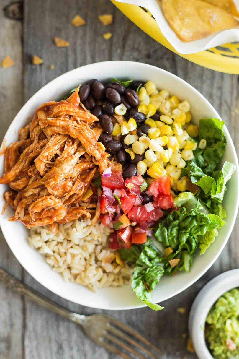Burrito Bowl Recipes Southern Living