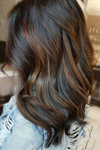 Image result for tortoiseshell hair asian