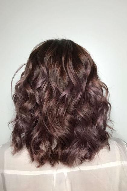 Chocolate Mauve