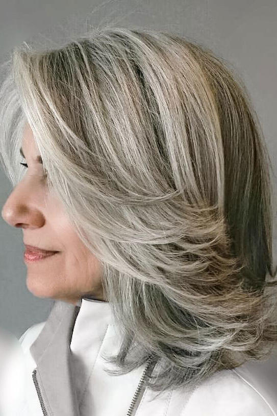 Low maintenance hair colors that let you skip constant touch ups graylighting solutioingenieria Images
