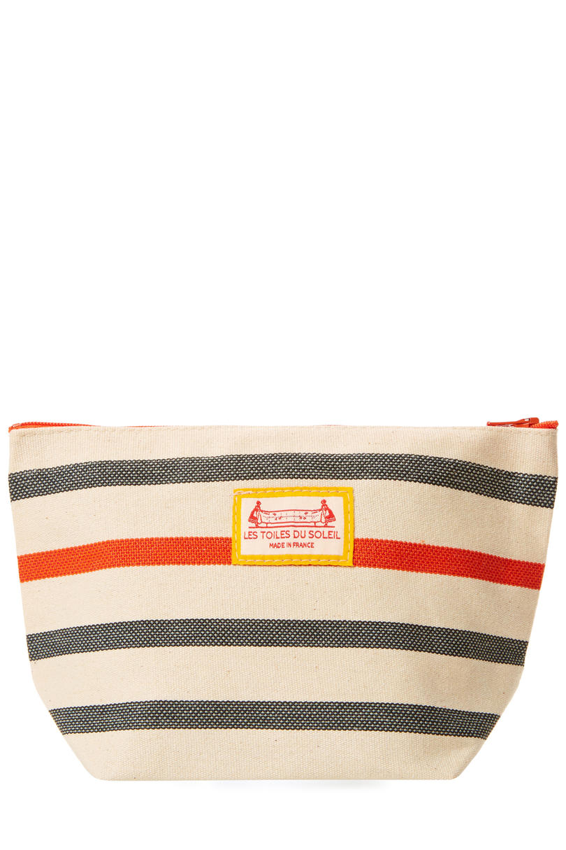 Les Toiles du Soleil Make-Up Bag