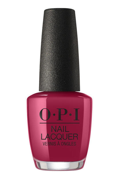 Popular Nail Polish Shades That Will Definitely Stick Around in 2018: December: OPI by Popular Vote