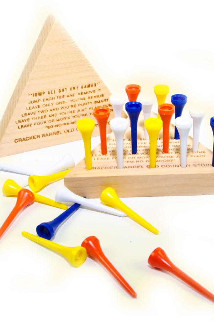 The Peg Game