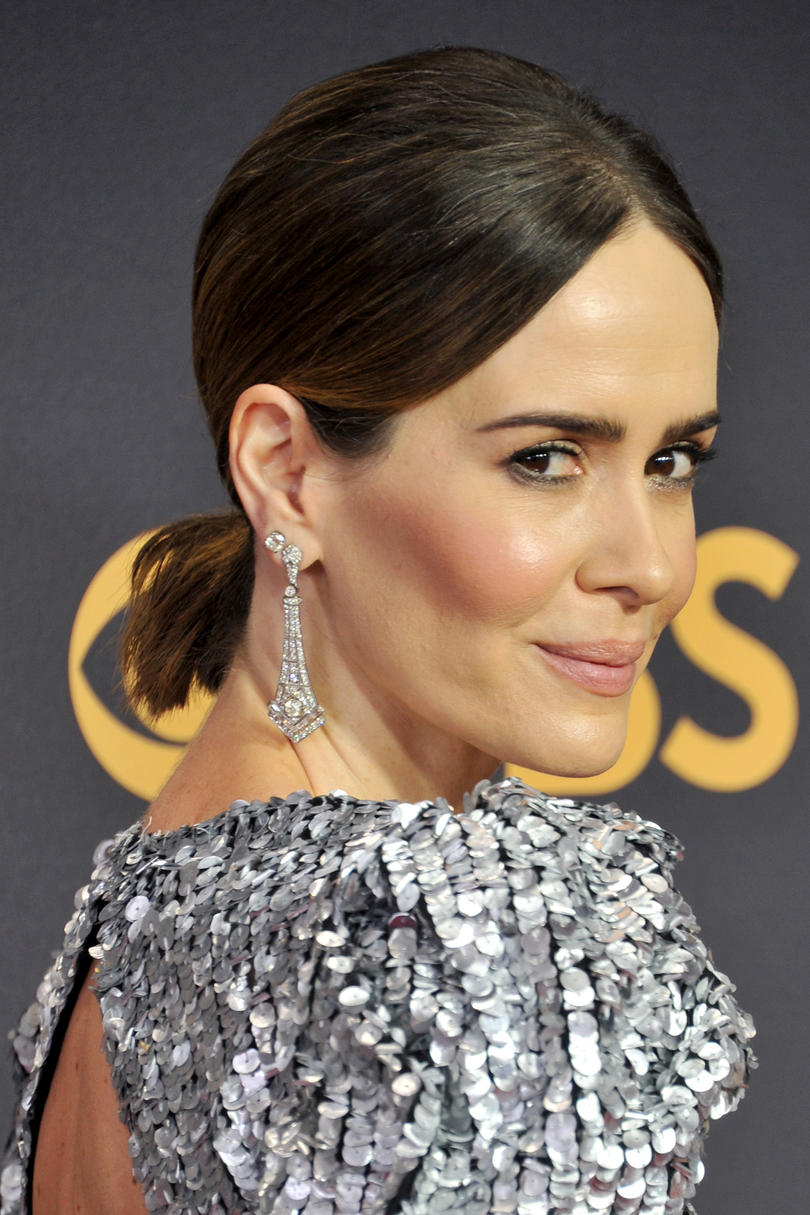 Sarah Paulson's Mini Low Pony