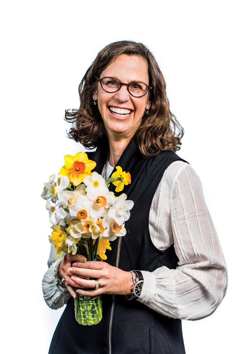 Tory Willis of the Garden Center of Virginia