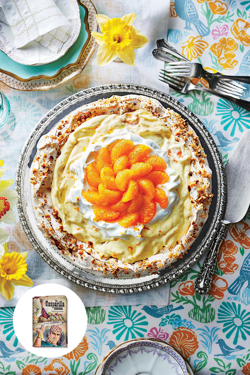 Florida Orange Grove Pie, The Gasparilla Cookbook