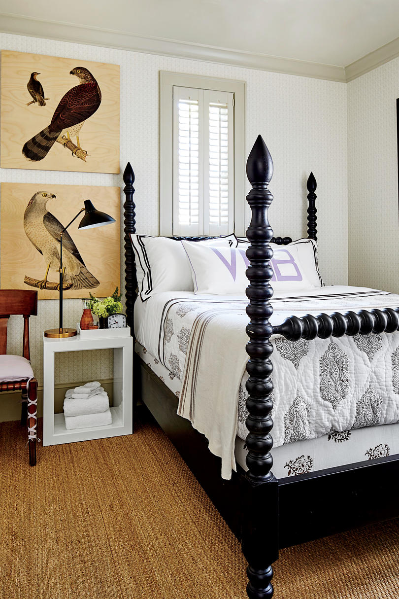 Turnball Park House Plan Guest Bedroom