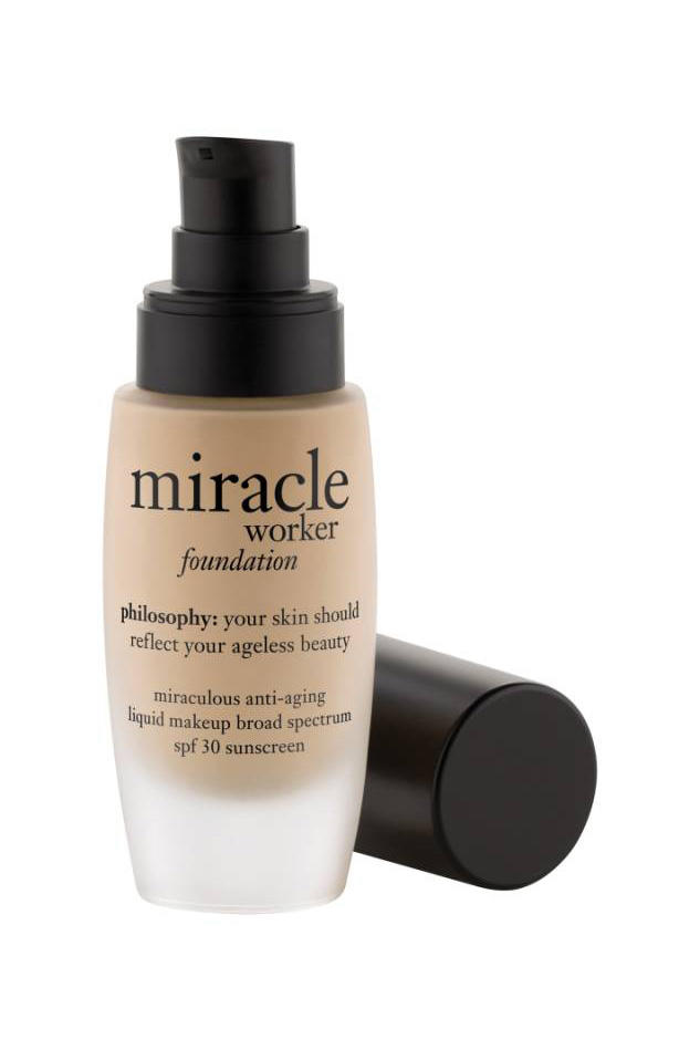 Best Anti-Aging Moisturizing Foundation