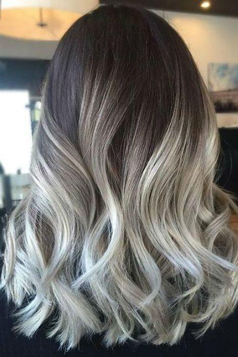 Ash blonde hair colors southern living ash blonde ombr solutioingenieria Image collections
