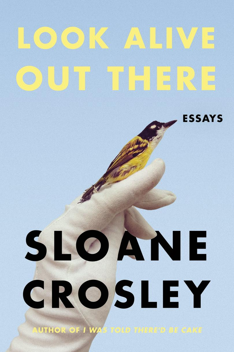 Look Alive Out There: Essays by Sloane Crosley