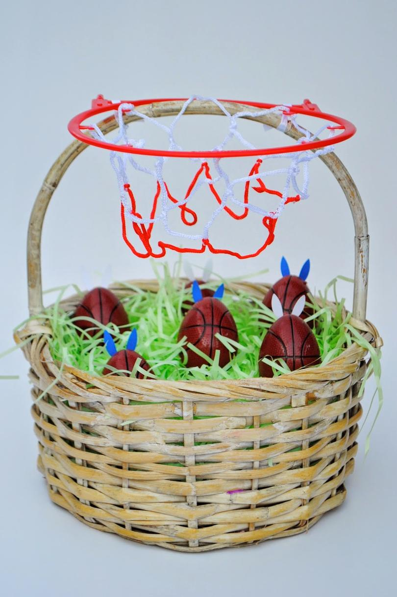 Easter Basket…Ball