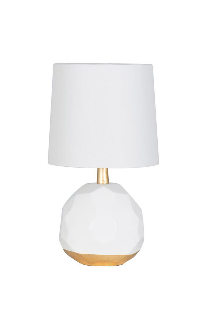 Geometric Dome Table Lamp