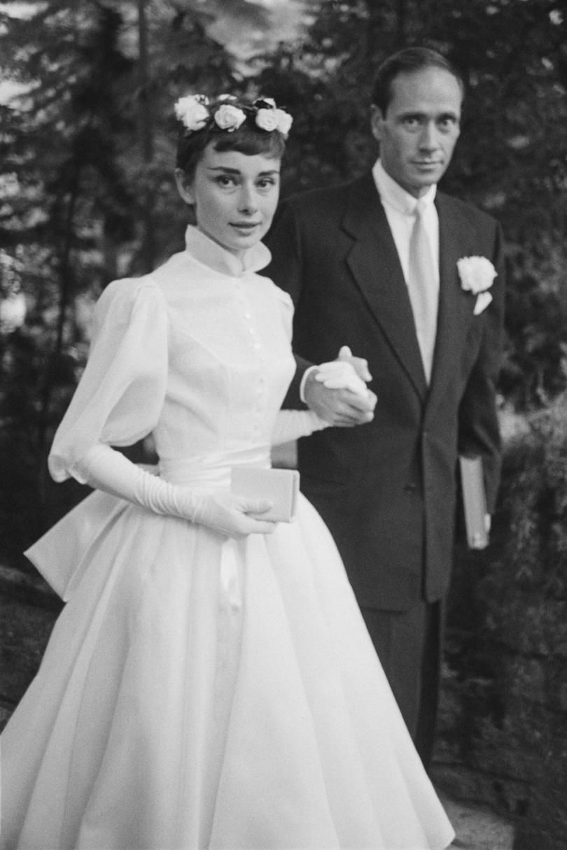 The Most Famous Bridal Hair of All Time - Southern Living