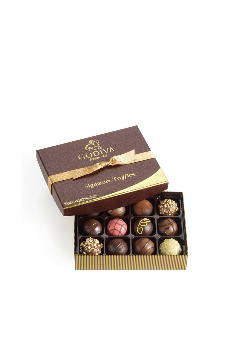 Godiva Signature Chocolate Truffles