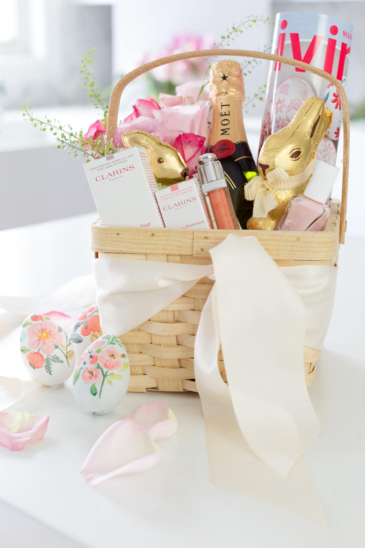 Grown-Up Easter Basket