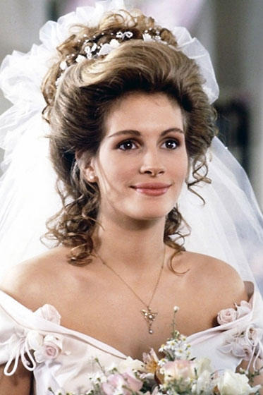 The Most Memorable Bridal Hairstyles Of All Time