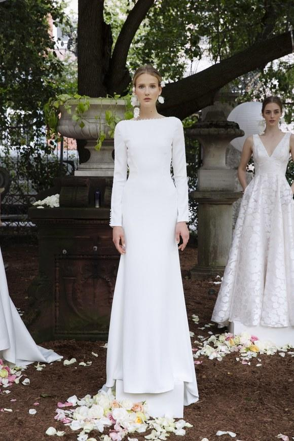 Gorgeous Long Sleeve Wedding Dresses for Winter Brides - Southern Living