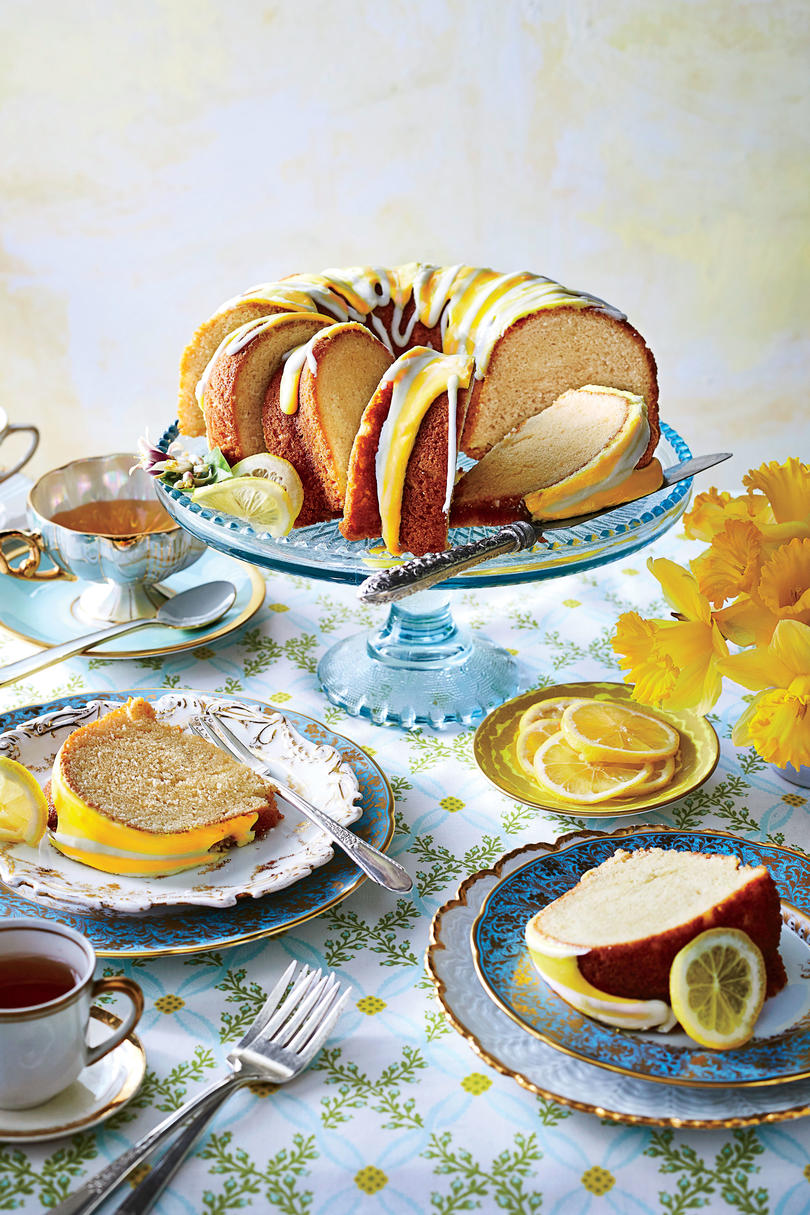 Lemon-Orange Pound Cake