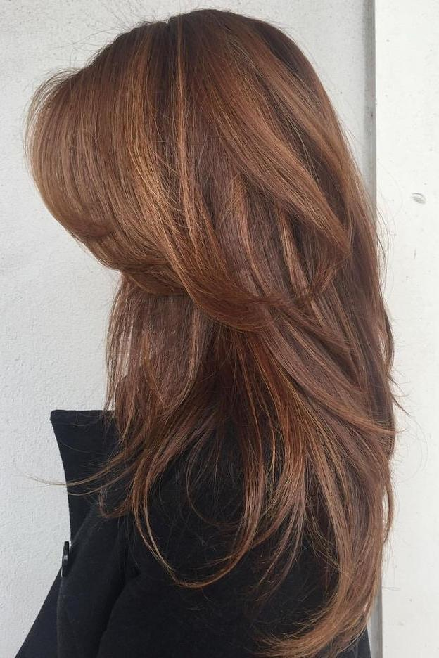 Long Hairstyle Inspiration You Must See Before Going Short