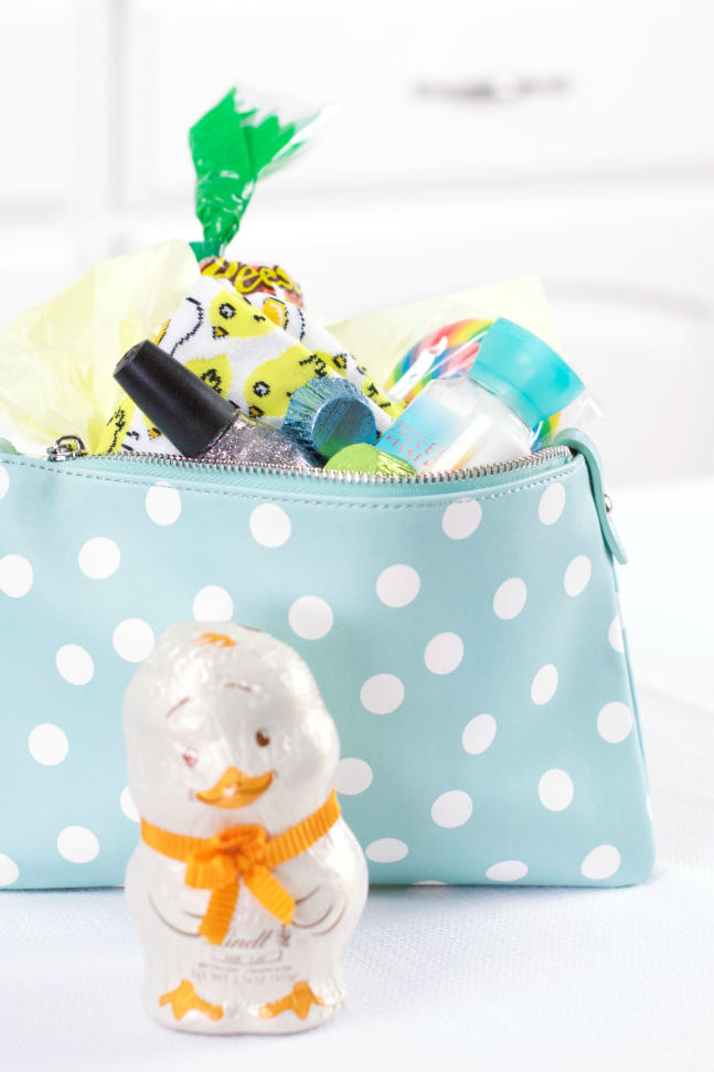 Makeup Bag Easter Basket