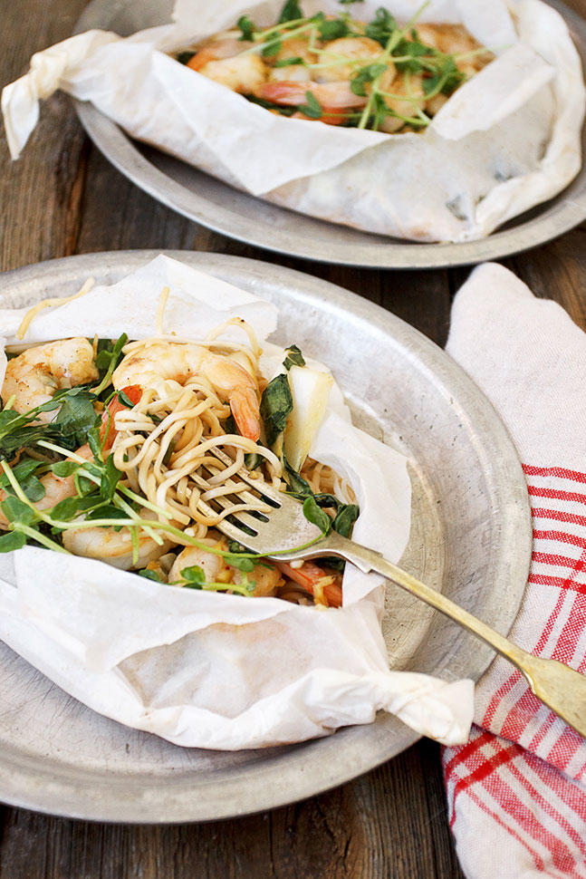 Parchment Paper Recipes That Make Weeknight Dinner A Breeze
