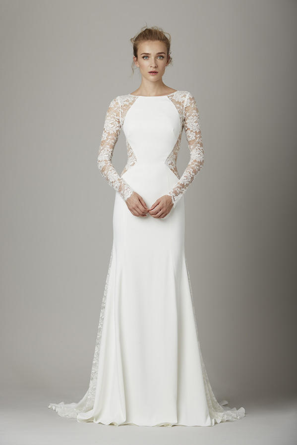 Winter Wedding Dress.Gorgeous Long Sleeve Wedding Dresses For Winter Brides