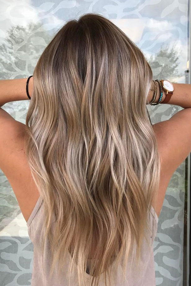 Watch Beautiful Balayage Highlights Inspiration For Your