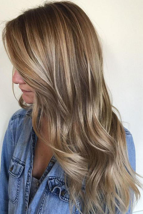 highlight styles for brown hair 29 brown hair with highlights looks and ideas 7059 | 18