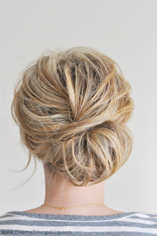 RX_1802_Prom Hair_Messy Low Chignon