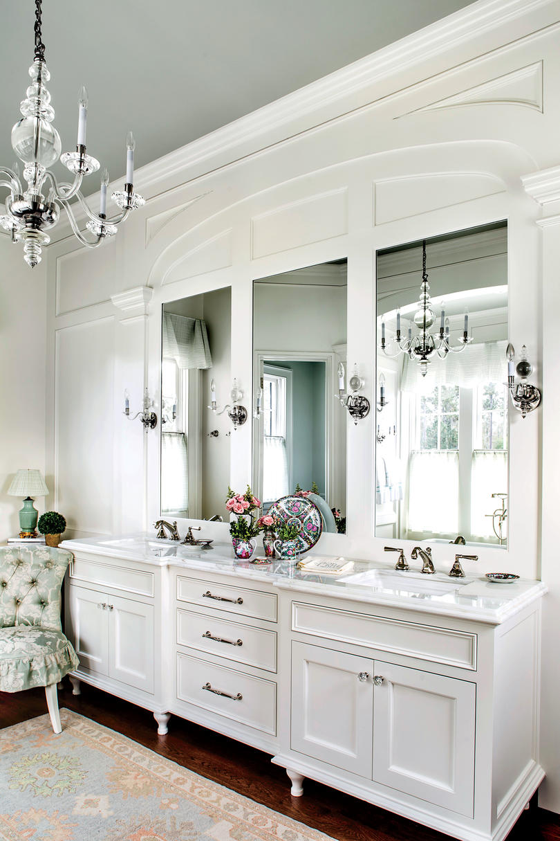 Relaxing Spa-Like Bathroom Design Ideas - Southern Living