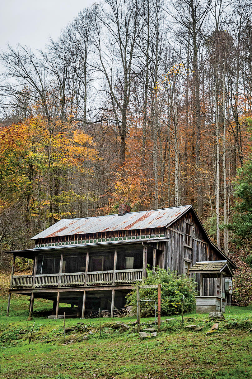 Loretta Lynn's Home Place in Butcher Holler
