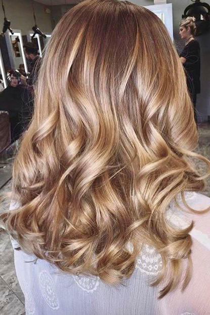 Warm Blonde Hair Shades Perfect For Brightening Your Locks