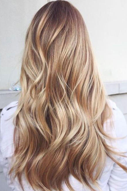 Cream Soda Balayage