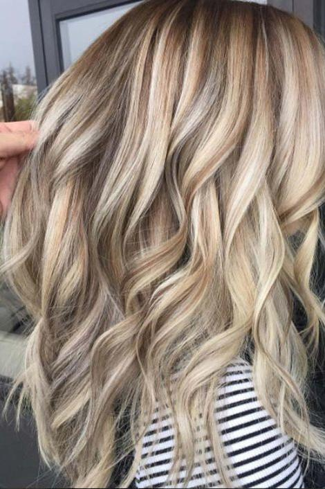 10 Blonde Hair Colors for 2018: Dirty, Honey, Dark Blonde and More ...