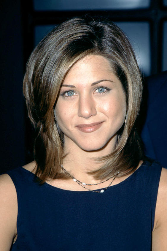 Jennifer Aniston's Friends Cut
