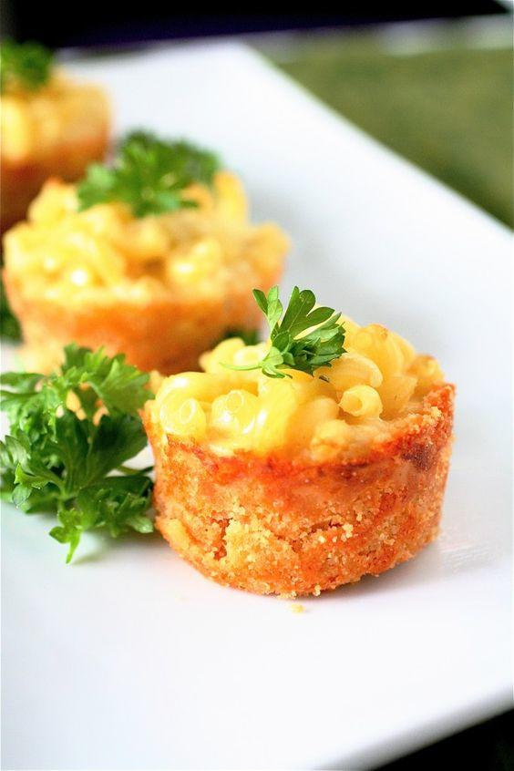 Mini Macaroni Pies