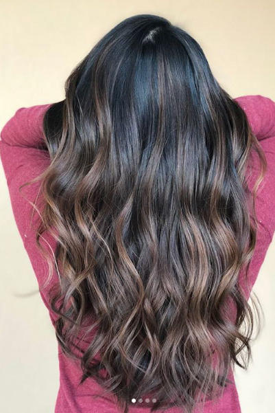 gorgeous reasons why balayage isn t just for blondes and works