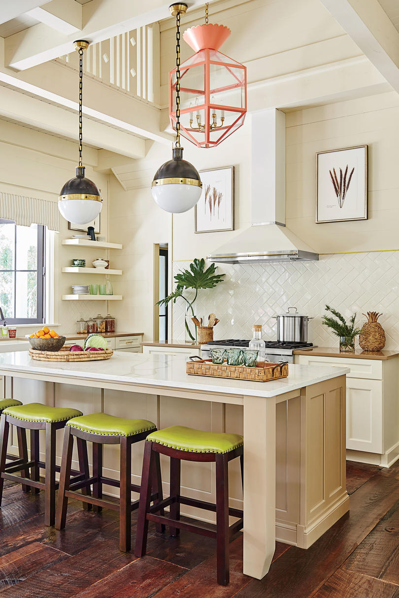 Lindsey Coral Harper Idea House Kitchen