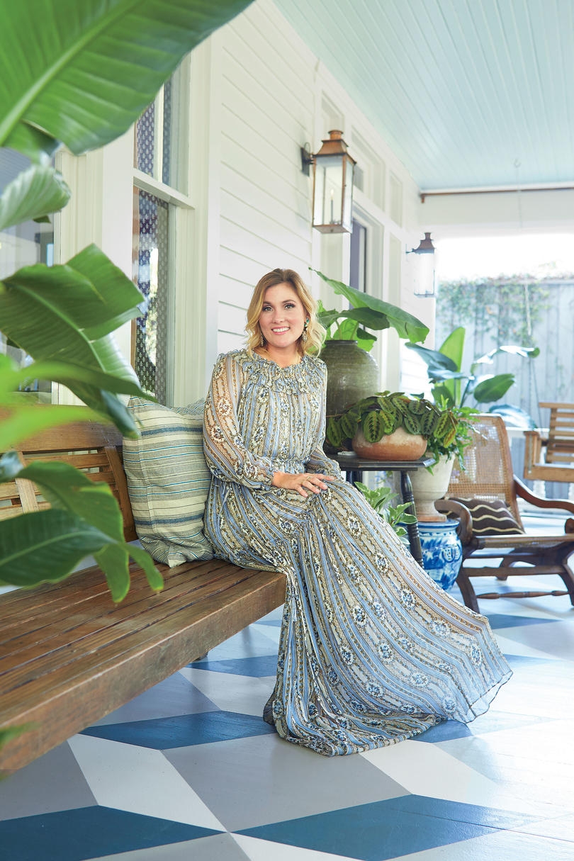 Houston Designer Meg Lonergan