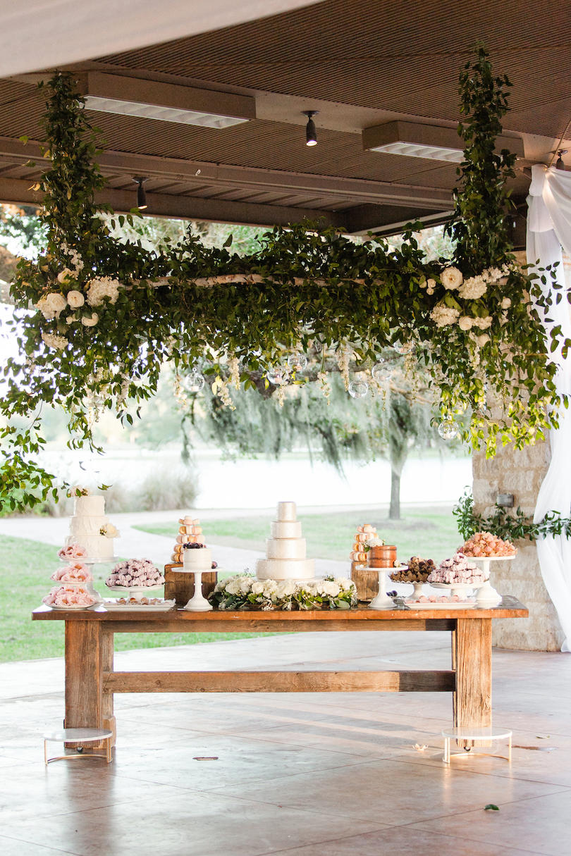 Wedding Dessert Table Design