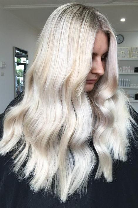 Pearly Platinum