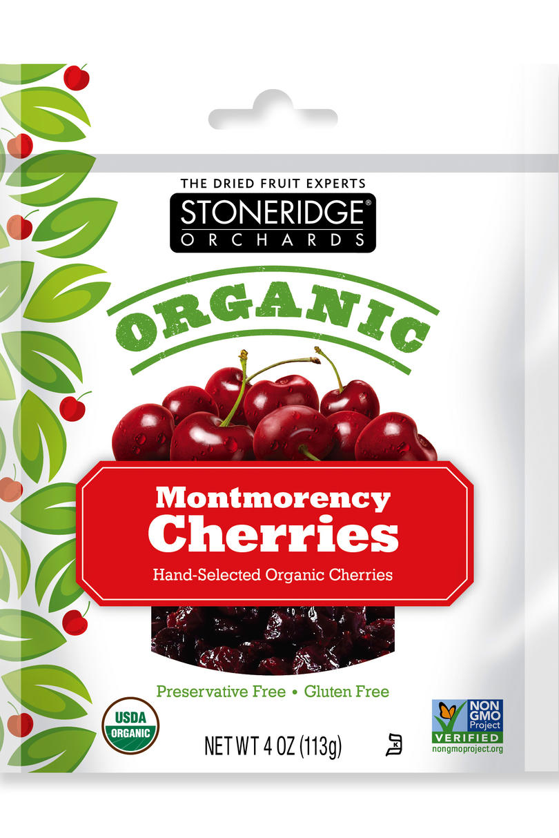 Stoneridge Orchards Organic Montmorency Cherries