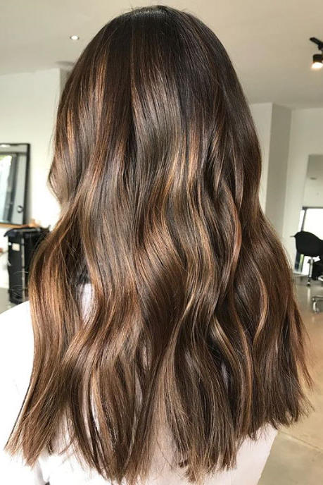 Cocoa Butter Might Be Hair Color Brunettes Have Been Craving All ...