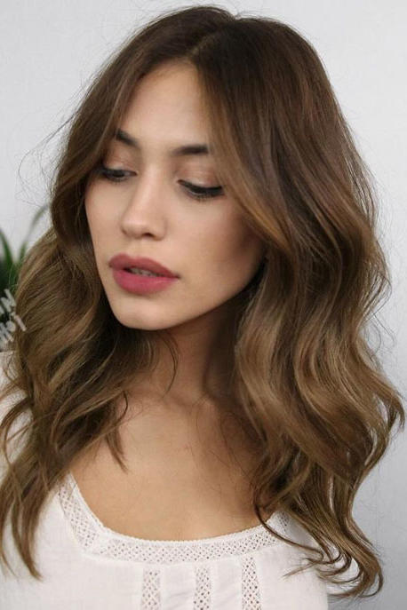 hair color styles for brunettes hair color trends for brunettes that ll make 2018 1370 | 9 1