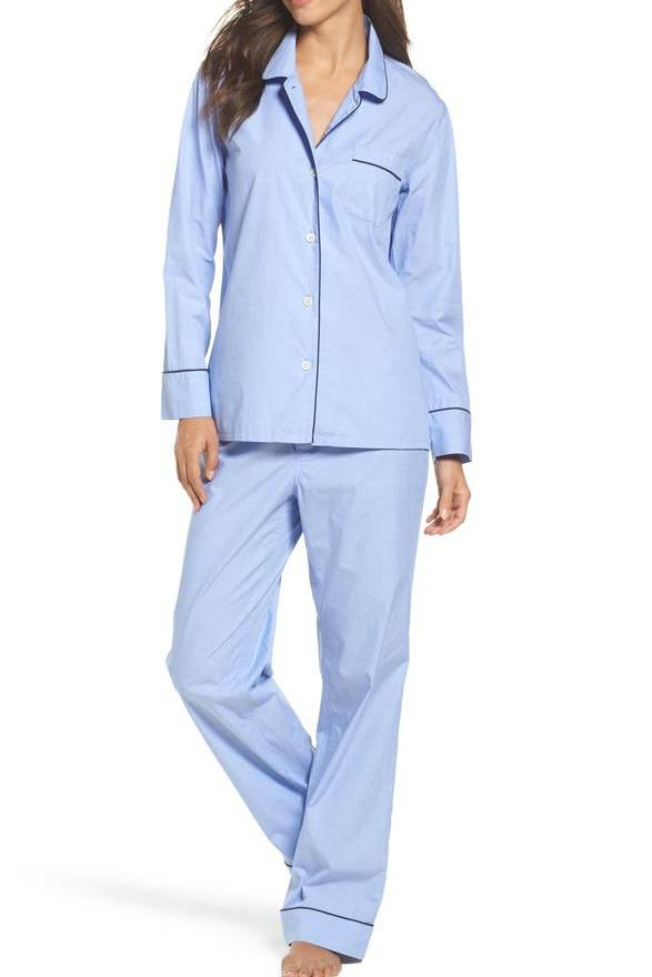 J. Crew Vintage Cotton Pajamas