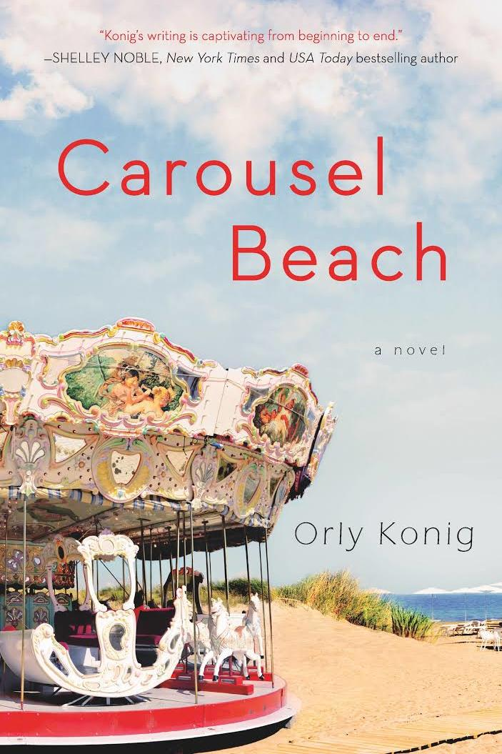 Carousel Beach by Orly Konig
